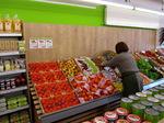 Hülbener Dorfladen, frisches Obst und Gemüse